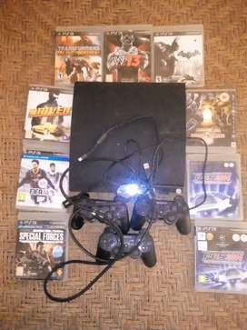 Full package PS3