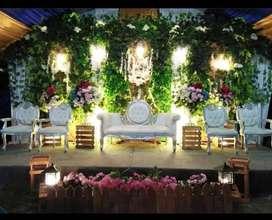 Sewa Dekorasi Murah Pernikahan Balikpapan (Rizqi Dekorasi)