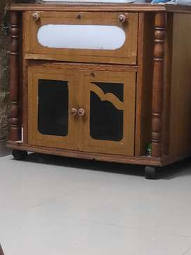 Tv cabinet used