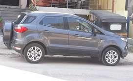 Ford Ecosport 2015 Diesel 124000 Km Driven