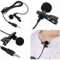 Microphone with clip - Clip Mic 3.5mm
