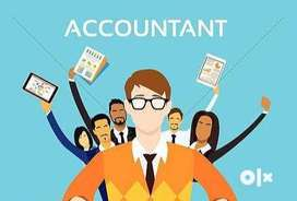 Accountant (FEMALES ONLY)