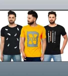 T-shirt bio wash