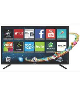 (EMI ON CREDIT CARD) New Sony panel led TV with warranty