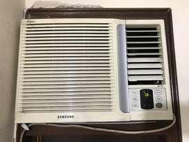 Sell 3 yrs old Samsung 1.5 ton window AC
