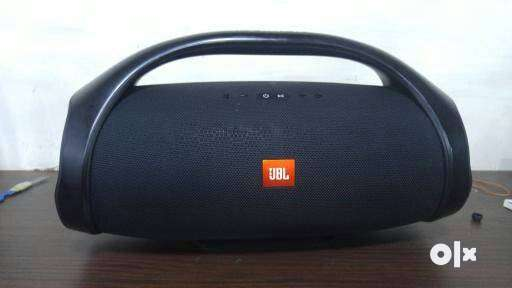 JBL Boom Box Most-Powerful Portable Speaker with 20000MAH Battery 0