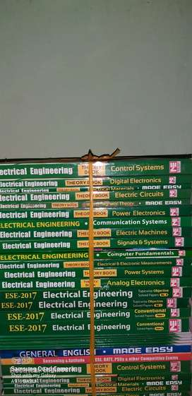 Made easy STUDY MATERIALS Electrical engineering 2019