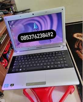 Laptop Gaming samsung RV 420 core i5