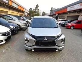 Mitsubishi Xpander Exceed M/T Thn 2018 Silver Met Kilometer Low 1.000