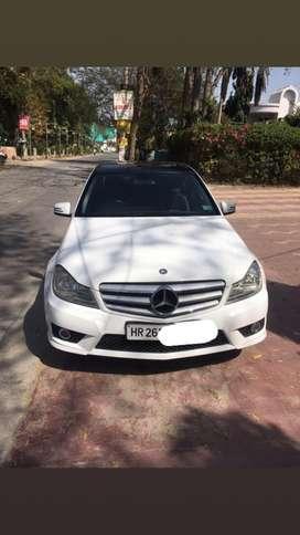 Mercedes-Benz C-Class 220 CDI MT, 2012, Diesel