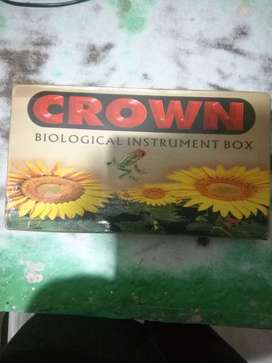 Biology box for practical