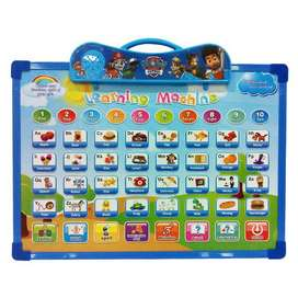 Paw Petrol Sound Learning Board Fun and Learn (free home delivery)