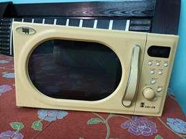 Bajaj ETV 2301 Microwave in white color