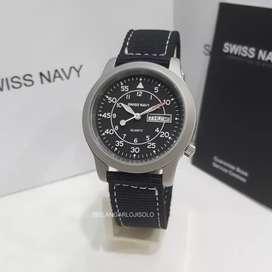 Jam Tangan Swiss Navy SN-8805L Original