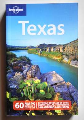 Texas, traveling guide from lonely planet