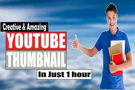 Youtube Thumbnail creator.