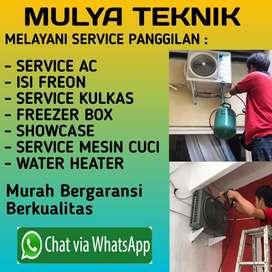 Service Mesin Cuci Ac Kulkas Freezer Box Murah
