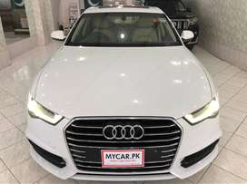 AUDI A6 2017  EXECUTIVE PACKAGE