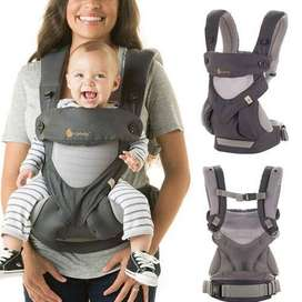 Gendongan bayi BABY CARRIER 360 cool air   Gendongan multi fungsi
