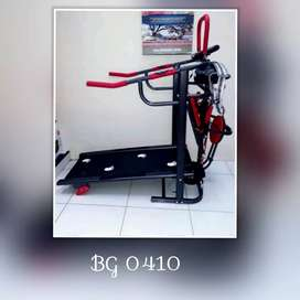 Treadmill Manual 6 in 1 // Radea TR 10R53