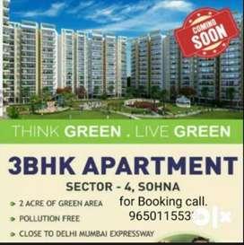 Prime location apartments in best price 3 bhk