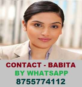 Work for Company by Computer, Mobile, Whatsapp and Email.-#