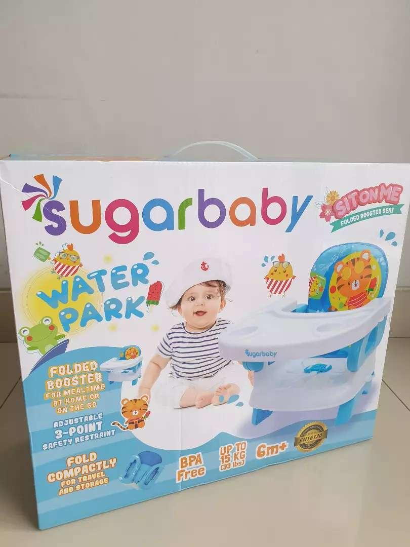 Dudukan tempat makan Baby Sugar Baby 0