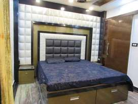 2 bhk fully furnished flat ready to rent