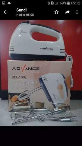 Hand mixer advan