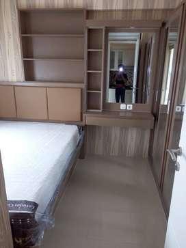 Jasa Interior Design Paket Full Furnished Apartemen Jakarta Pusat