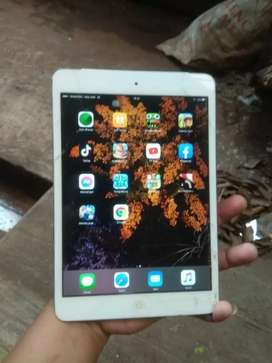 Ipad Mini 1 Wifi Cell Smartfren 4G