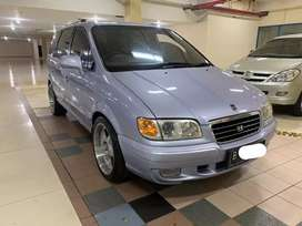 Hyundai Trajet V6 2700cc, Barang Langka