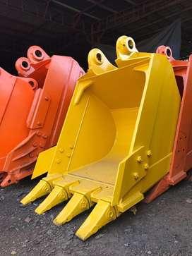 Jual. Bucket Excavator 10 ton Komatsu PC 130, SK 130, Hitachi Zx110, ~