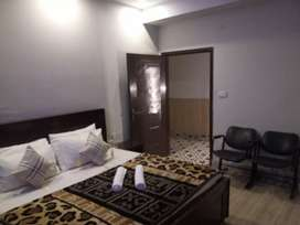 HOTEL room weekly 15000 &Night 3000 luxury bed rooms & dhort stay 2000