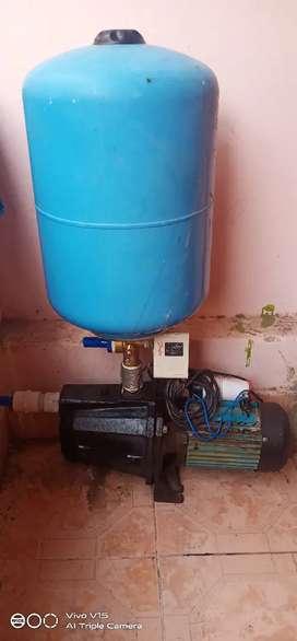 Pressure motor
