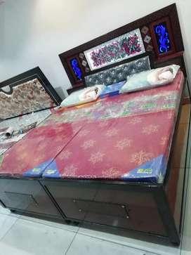 Led double bed easy emi 5166adv 1722x6 emi