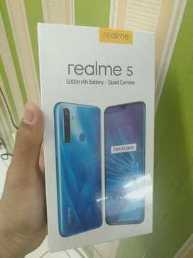[Cast&Kredit]Realme 5 Smartphone proses Cepat dan mudah