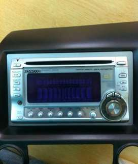 Kenwood mp3+cassete player+10 mp3 changer 4sale of civic reborn 2007