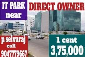 DTCP PLOTS -Direct owner sale Saravanampatti