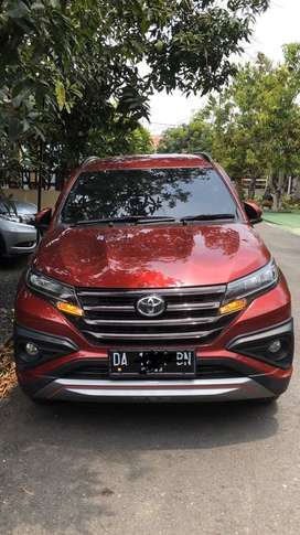 Toyota rush 2018 metic tipe Trd sportivo