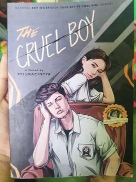 Buku Novel The Cruel Boy