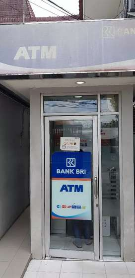 Dibutuhkan cleaning service  ATM