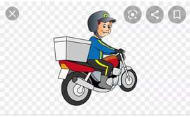 Delivery boy job mumbra location
