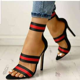 Imported heels