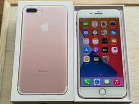 iPhone 7 Plus 128GB - Rose Gold - Model A1785