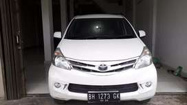 TOYOTA AVANZA G 1.3 MANUAL