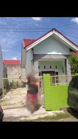 Dikontrakan Rumah Tipe 36 di Villa Cendana Mas Bukit Barisan Pekanbaru