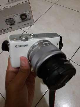 Canon EOS M10 putih