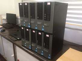 FOR SALE DELL OPTIPLEX 790 i3 2nd Gen.4GB/500GB WITH 3 MONTH WARRANTY