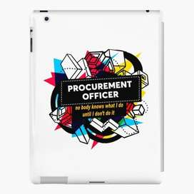 procurement officer with IT hardware know how